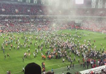 Beşiktaş ve Fikret Orman'ın cezası onandı