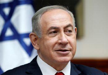 Netanyahu'dan Barzani'ye referandum desteği