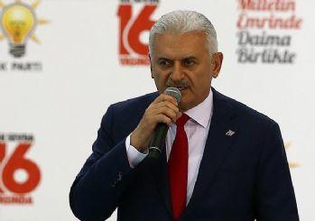 Yıldırım, AK Parti'nin kuruluş yıldönümünde konuştu