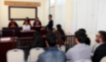 Akıncı Üssü davasının 11. celsesi sona erdi