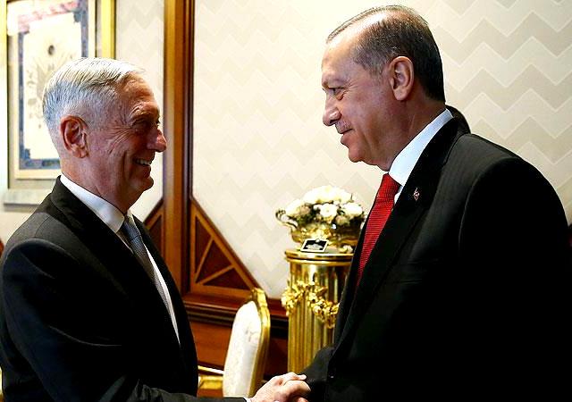 Cumhurbaşkanı Erdoğan'dan ABD'ye sert PYD/YPG tepkisi