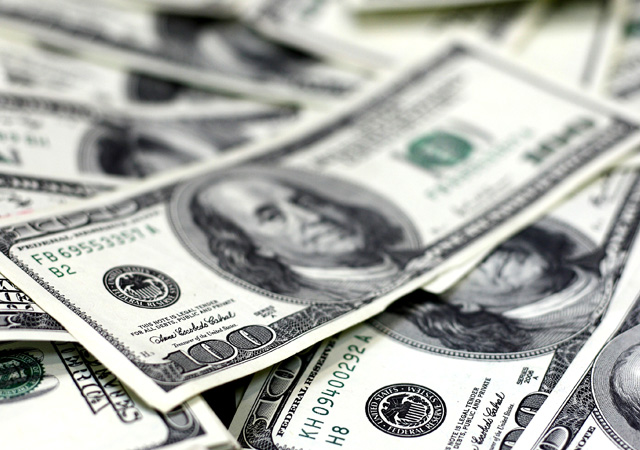 Dolarda düşüş sürüyor