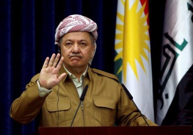 Barzani'den sınır tehdidi: Kendimiz çizeriz