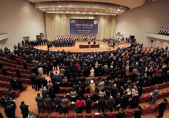 Irak Meclisi, IKBY'deki bağımsızlık referandumunu reddetti