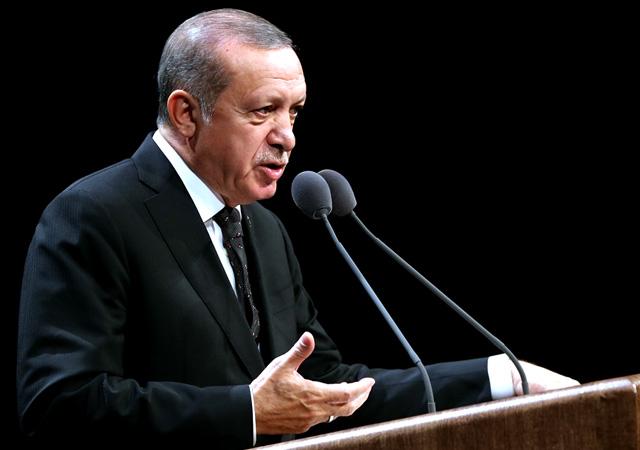 Erdoğan'dan özeleştiri! Bu iki konuda başarılı olamadık