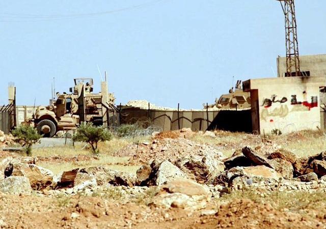 ABD, IKBY'de askeri üs kurdu
