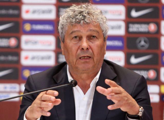 Lucescu: Ekim'de kutlama yapmayı umuyoruz