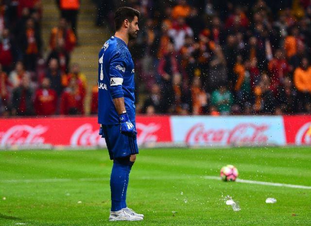 Galatasaray taraftarından şikayetçi olmadı