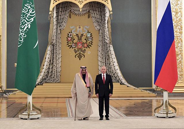 Suudi Arabistan'dan S-400 hamlesi