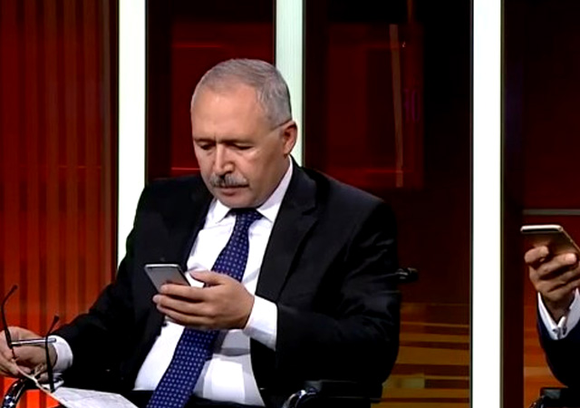 Abdulkadir Selvi CNN Türk'te fena trollendi!