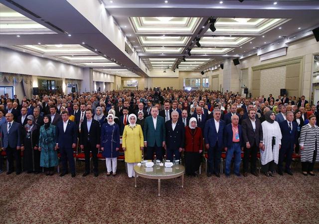 Abdullah Gül AK Parti'nin kampına katılmadı