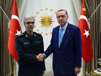 İran Genelkurmay Başkanı Bakıri'den Türkiye açıklaması