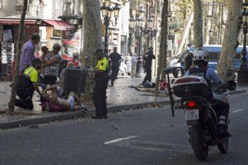 Barcelona'daki saldırıyı DEAŞ üstlendi