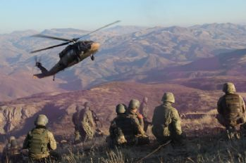 PKK'ya ağır darbe: O teröristler öldürüldü!