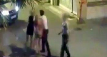 İzmir'deki taciz olayında tutuklama