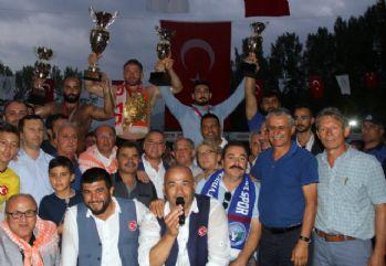 Seki Yağlı Güreşleri'ni İsmail Balaban kazandı
