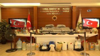 İran uyruklu kimyacılar uyuşturucu üretimi