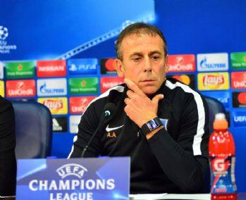 'Şampiyonlar Ligi'nin içinde olmak en büyük hayalimiz'