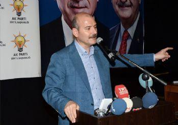 İçişleri Bakanı Soylu: Bu ülkede bize rahat yoktur, olmamalıdır