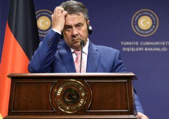 Almanya Dışişleri Bakanı Gabriel: Erdoğan nedeniyle eşim tehdit edildi