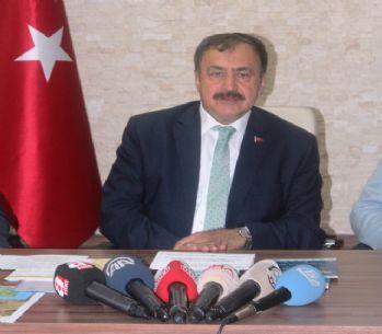 Bakan Eroğlu Ayvalık'taki yangında sabotaj ihtimalini açıkladı