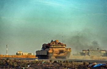 Irak güçleri Telafer'e yaklaşıyor