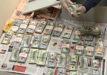 FETÖ'nün 34 kasasından çıkan paraya bakın!