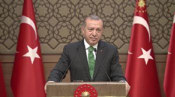 Erdoğan'dan erken seçim iddialarına cevap!
