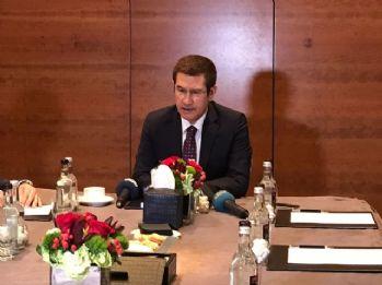 Canikli, ABD Savunma Bakanı Mattis ile görüştü