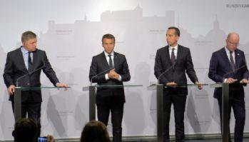 Salzburg Zirvesi sona erdi
