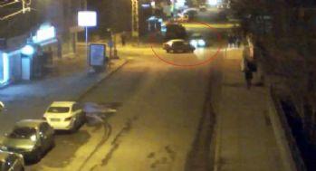 Kars'ta trafik kazaları MOBESE'de