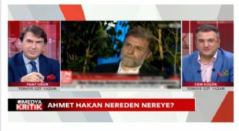 'Askerliği nerede yaptın Ahmet Hakan'