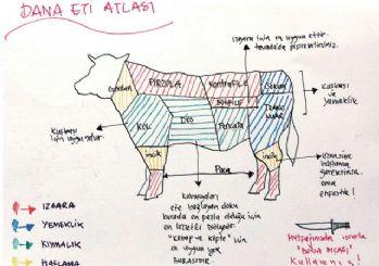 Dana eti atlası