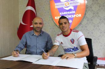 Karabükspor, Trabzonspor'dan Ibanez'i renklerine kattı
