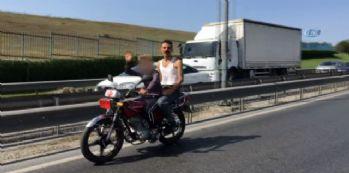 İstanbul trafiğinde 'çocuk sürücü' şaşkınlığı