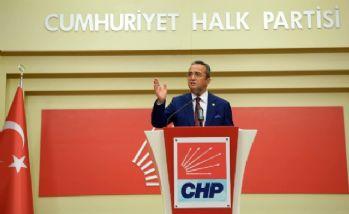 CHP Sözcüsü Tezcan'dan Danıştay Başkanı Güngör'e eleştiri