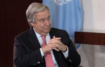BM Genel Sekreteri Guterres'ten Myanmar yetkililerine çağrı