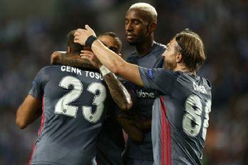 Beşiktaş zaferle başladı