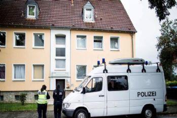 Almanya'da korkunç cinayet