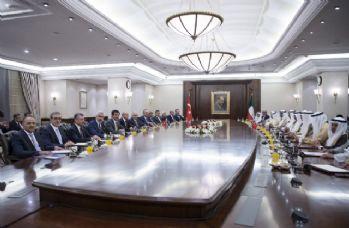 Türkiye ve Kuveyt'ten ortak bildiri