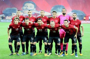 FIFA sıralamasında 6 basamak birden yükseldik