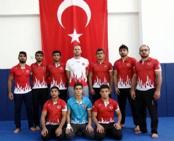 Judo Genç Milli Takımı Avrupa sınavına çıkıyor