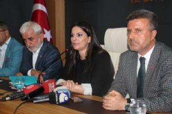 Bakan Sarıeroğlu: Gençlerimiz partimizin geleceğidir