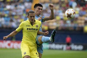 Enesli Villarreal galibiyetle başladı