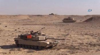 Mısır ve ABD'den ortak askeri tatbikat