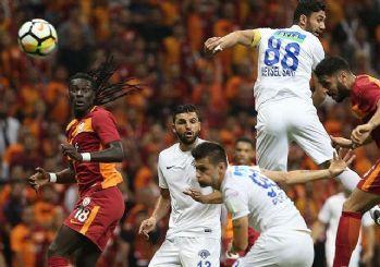 Galatasaray Gomis ile uçuyor! 2-0