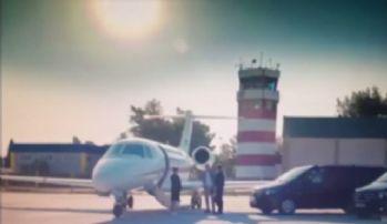 O uçak dizide kullanılmış