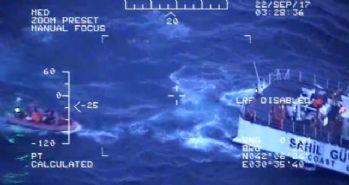 Kefken açıklarında batan teknede ölü sayısı 15'e yükseldi