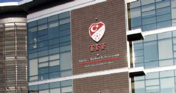 TFF 1. Lig ekibi 'şike' iddiası ile PFDK'da !