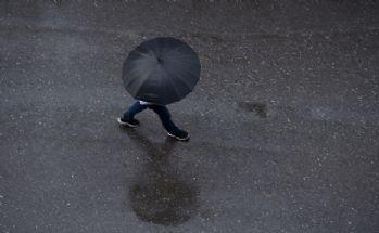 Meteoroloji'den yağış uyarısı.